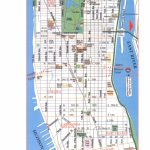 Download Map Of Manhattan | Dyslexiatips   Printable Map Manhattan Pdf