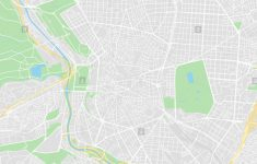 Printable Map Of Madrid