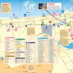 Dubai Maps   Top Tourist Attractions   Free, Printable City Street Map   Printable Map Of Dubai