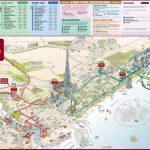 Dubai Tourist Attractions Map   Printable Map Of Dubai