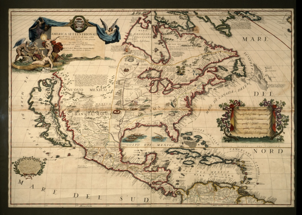 Early California: Pre-1769–1840S | Picture This - Early California Maps