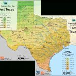 Earth Kind Plant Selector   Texas Planting Zones Map