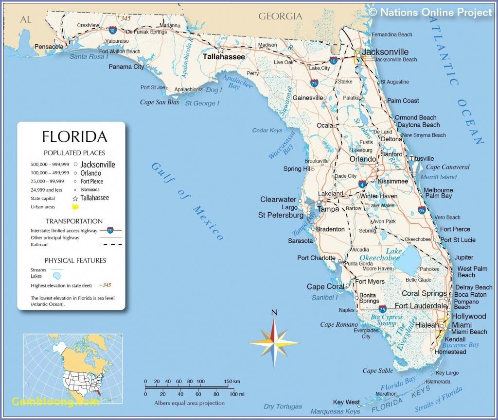 East Coast Florida | Nakmuaycorner - Map Of East Coast Of Florida Cities