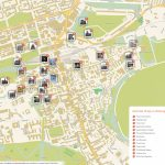 Edinburgh Printable Tourist Map | Sygic Travel   Edinburgh Street Map Printable