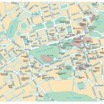 Edinburgh Street Map   Street Map Of Edinburgh (Scotland   Uk)   Edinburgh Street Map Printable