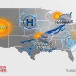 Election Day Forecast: Rain Possible For A Few Key States   Cnnpolitics   Florida State Weather Map