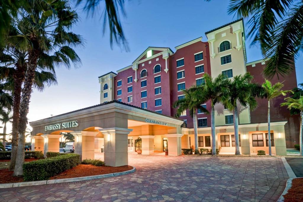 Embassy Suites Estero, Fl - See Discounts - Embassy Suites In Florida Map
