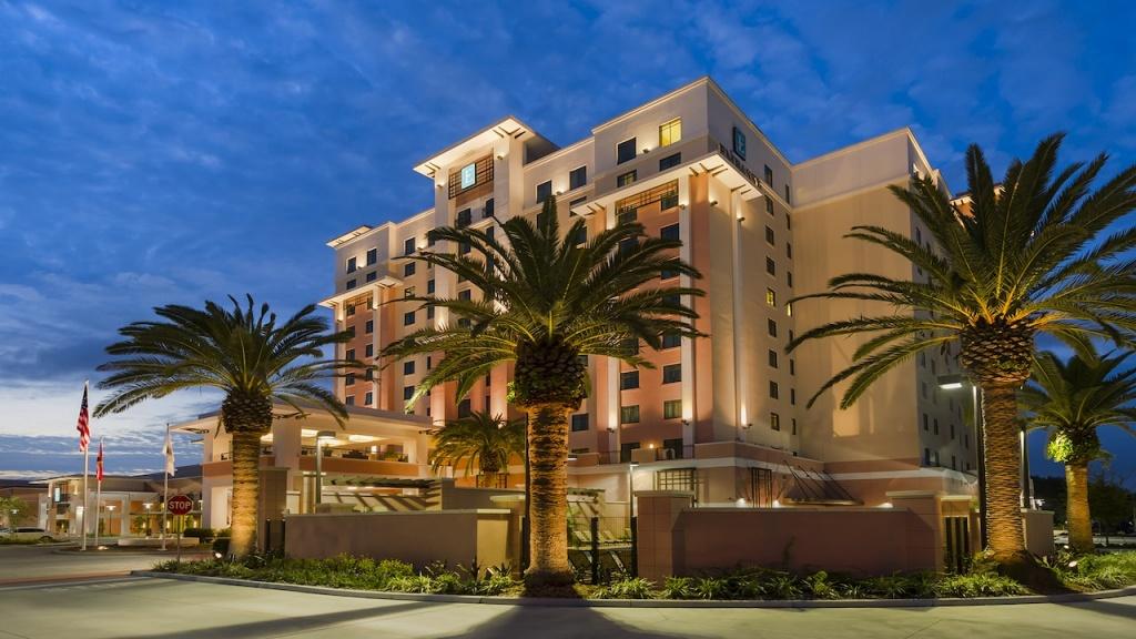 Embassy Suites Orlando — Lake Buena Vista South - Embassy Suites In Florida Map