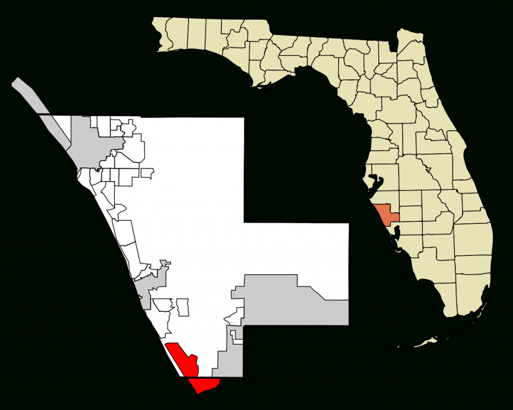 Englewood, Florida - Wikipedia - Street Map Of Englewood Florida - Street Map Of Englewood Florida