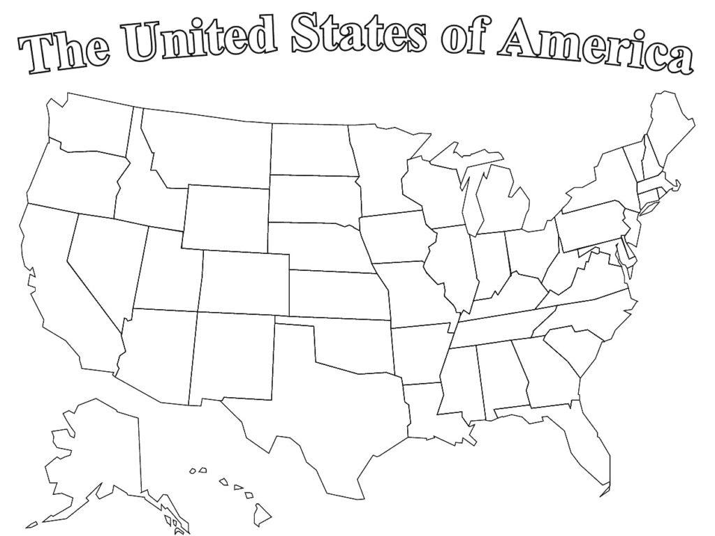 Enjoyable Inspiration Ideas United States Map Puzzle For Kids - United States Map Puzzle Printable