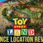 Entrance To Toy Story Land Revealed At Disney's Hollywood Studios   Toy Story Land Florida Map
