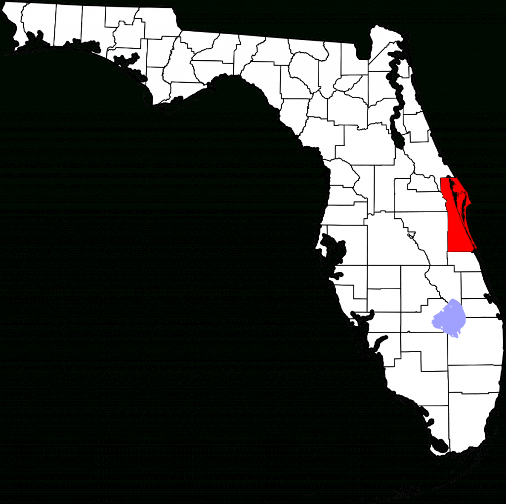 Environmental Issues In Brevard County - Wikipedia - Satellite Beach Florida Map