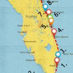 Epic Florida Road Trip Guide For July 2019   Florida Road Trip Trip Planner Map