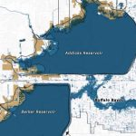 Everyone Knew Houston's Reservoirs Would Flood — Except For The   Barker Texas Map