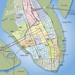 Example Of Poor Intellectual Hierarchy In A Map. | Maps Of   Printable Map Of Charleston Sc Historic District