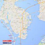 F.a.q. / Information | Fishing Charters St. Pete Beach, Tampa Bay Fl   St Pete Beach Florida Map