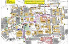 Texas State University Housing Map