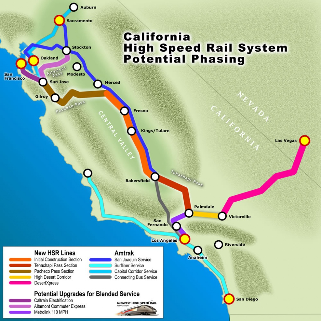 "Fact Check: Do Recent Wildfires Match Up ""Exactly"" With California's - High Speed Rail California Map"