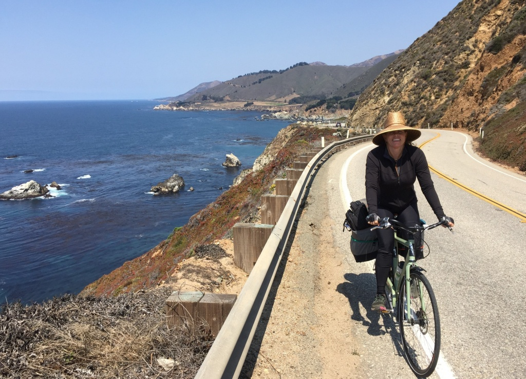Family Bike Touring Along The California Coast – Streetsblog Los Angeles - California Coast Bike Route Map
