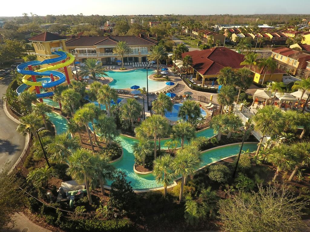 Fantasy World Resort, Kissimmee, Fl - Booking - Map Of Hotels In Kissimmee Florida