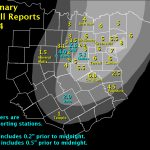 February 2011 Review   Waco Texas Weather Map