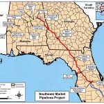 Ferc Gives Sabal Trail Final Ok To Build Pipeline | Local News   Duke Energy Transmission Lines Map Florida