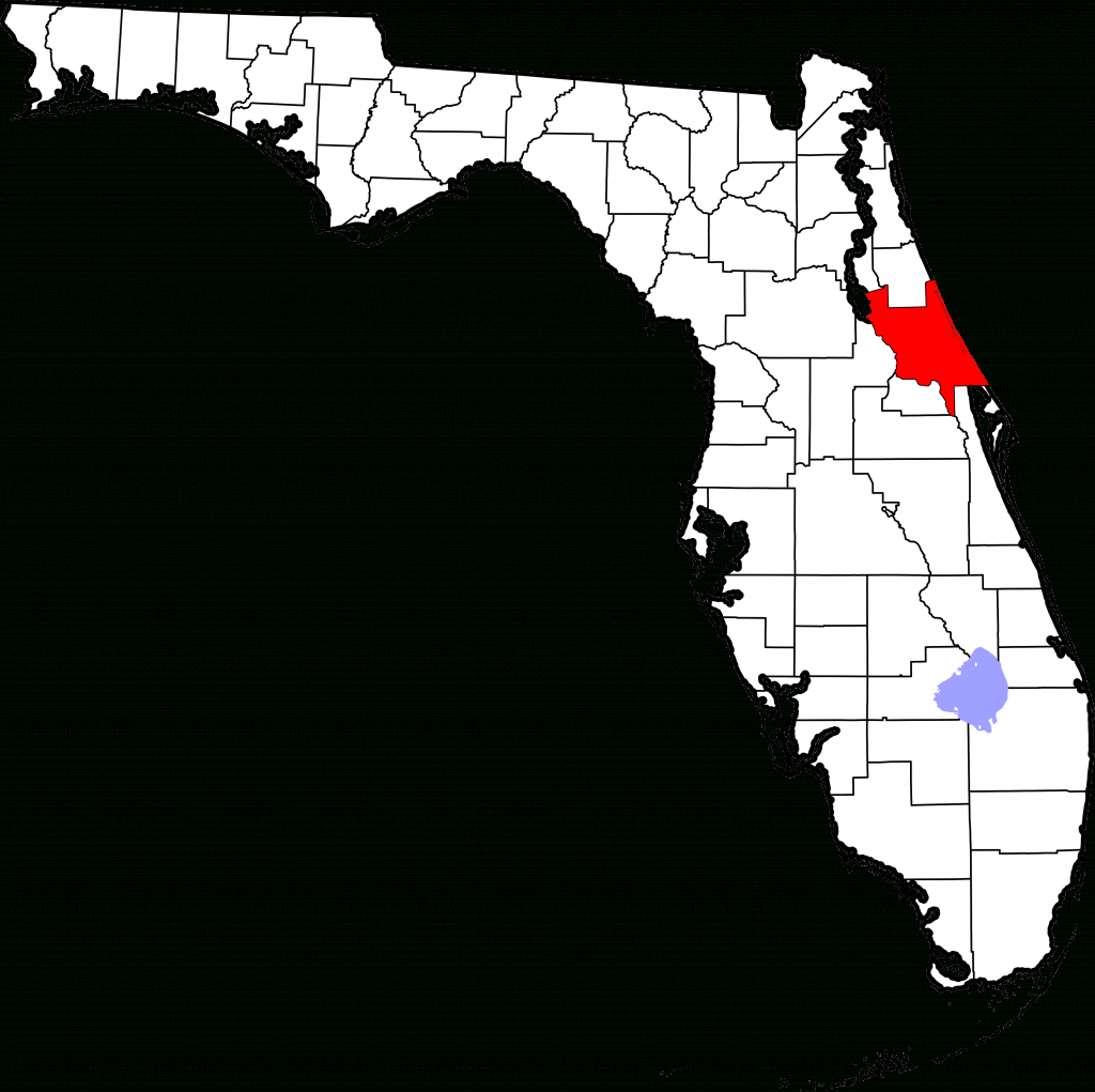 File:map Of Florida Highlighting Volusia County.svg - Wikipedia - Deland Florida Map