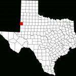 File:map Of Texas Highlighting Yoakum County.svg   Wikimedia Commons   Yoakum County Texas Map