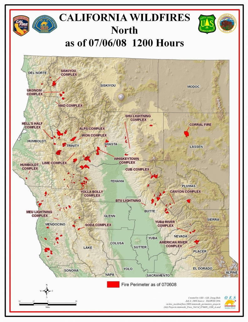 Fire Map California Fires Current Maps California Fire Map Labeled - Fires In Southern California Today Map