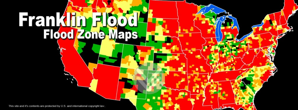 Flood Zone Rate Maps Explained - Texas Flood Zone Map