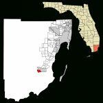 Florida City, Florida   Wikipedia   Map Of Florida Showing Dade City