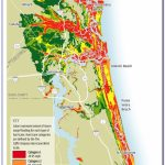 Florida Flood Map 2050   Maps : Resume Examples #xb2O8Anldg   Venice Florida Flood Map