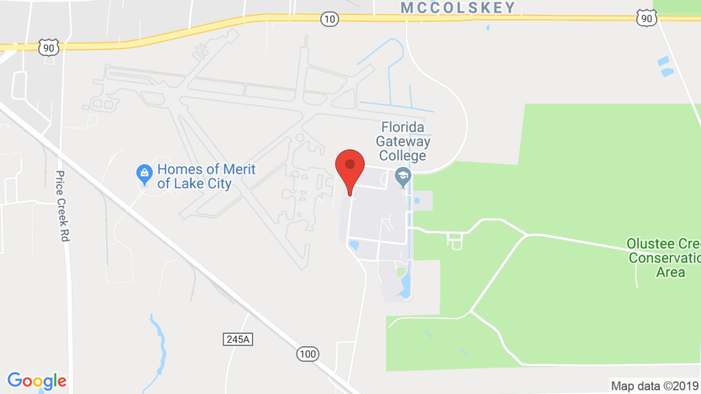 Florida Gateway College - Shows, Tickets, Map, Directions - Lake City Florida Map