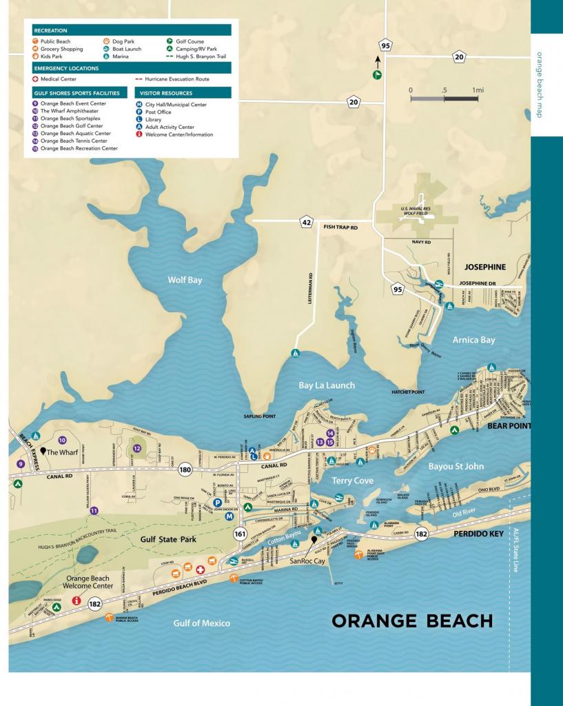 Florida Gulf Coast Beaches Map | M88M88 - Gulf Shores Florida Map