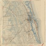 Florida Historical Topographic Maps   Perry Castañeda Map Collection   Historic Florida Maps