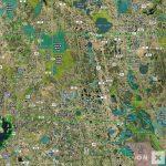 Florida Hunt Zone B Wildlife   Florida Public Hunting Map