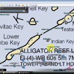 Florida Keys Fishing Map And Fishing Spots   Youtube   Florida Keys Fishing Map