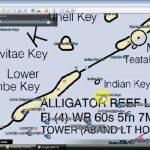 Florida Keys Fishing Map And Fishing Spots   Youtube   Florida Keys Fishing Map