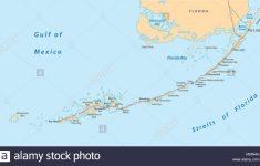 Florida Keys Map Art
