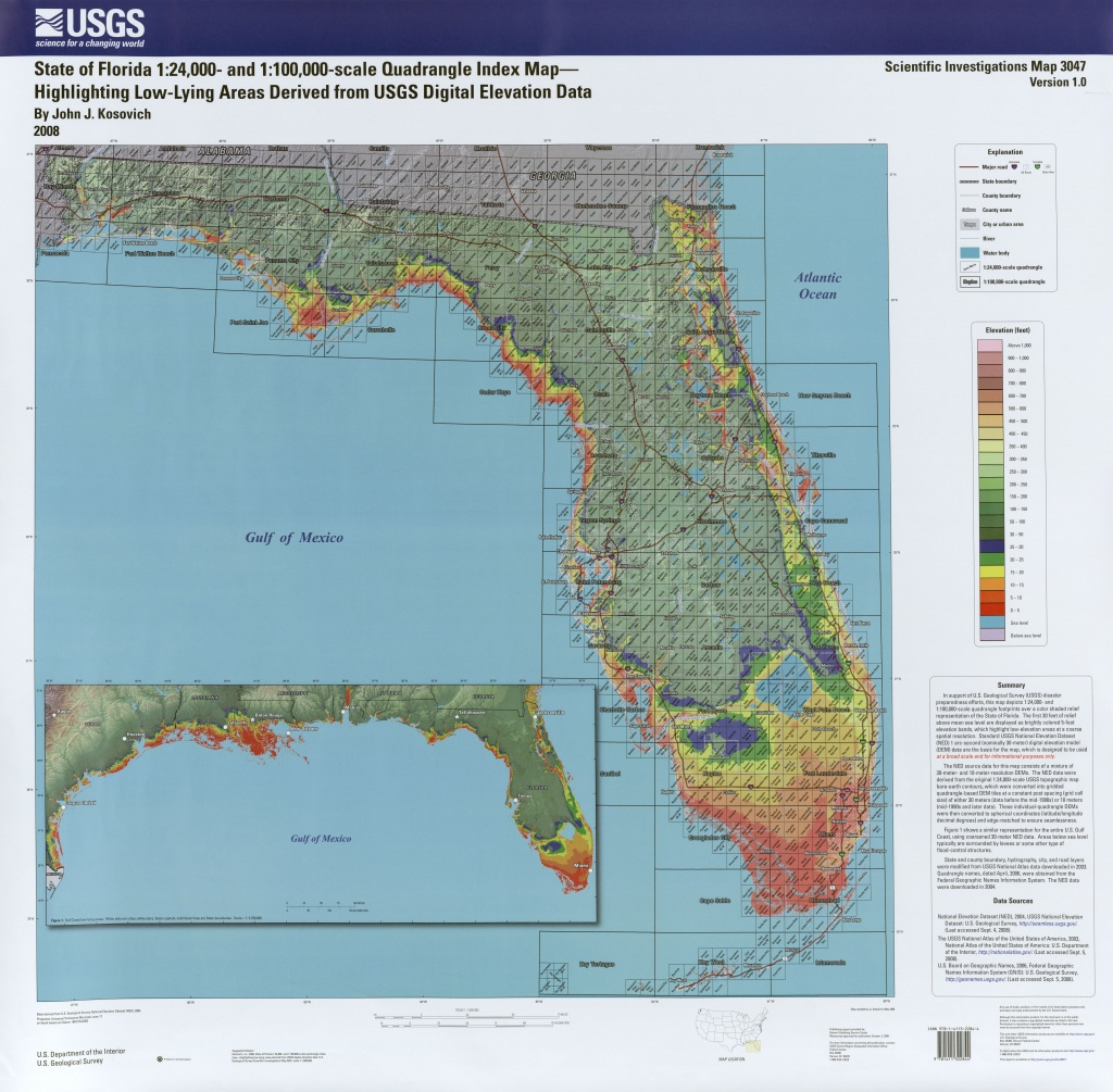 Florida Maps - Perry-Castañeda Map Collection - Ut Library Online - Boating Maps Florida