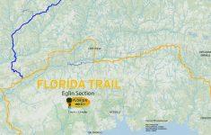 Florida Scenic Trail Interactive Map