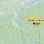 Florida Outdoor Recreation Maps | Florida Hikes!   Florida Section Map