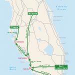 Florida Rv Road Trip Planner   Roverpass   Florida Road Trip Trip Planner Map