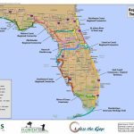 Florida Trail Map | D1Softball   Central Florida Bike Trails Map