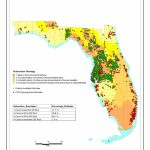 Florida's Top 10 Sinkhole Prone Counties   Florida Geological Survey Sinkhole Map
