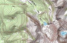 Free Printable Topographic Maps
