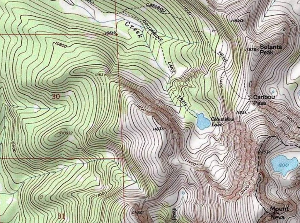Foley: Navigation Could Save Your Life | Skyhinews - Free Printable Topographic Maps