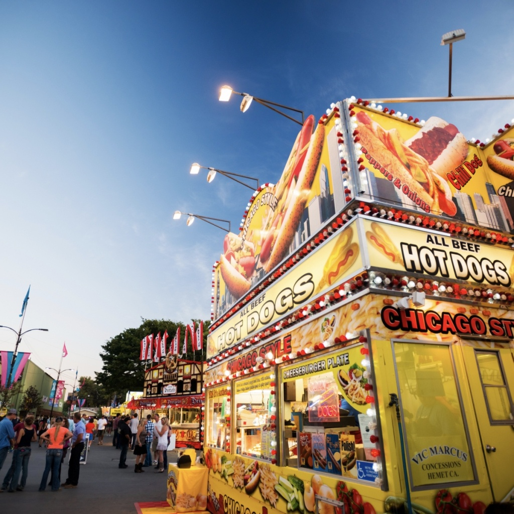 Food, Drink & Shopping | California Mid-State Fair - California Mid State Fair Map