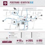 Football Parking & Information   Texas A&m Parking Map