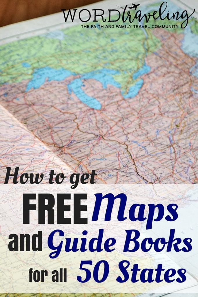 Free Maps And Travel Guides Of All 50 States- The Ultimate Resource - Free Printable Travel Maps